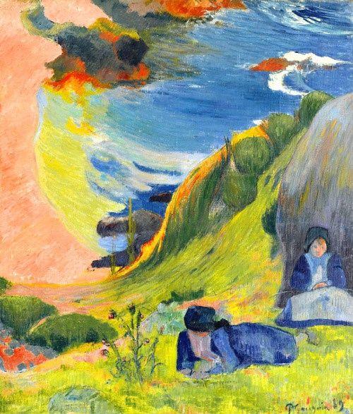 冗 凹的相册-高更 Paul Gauguin