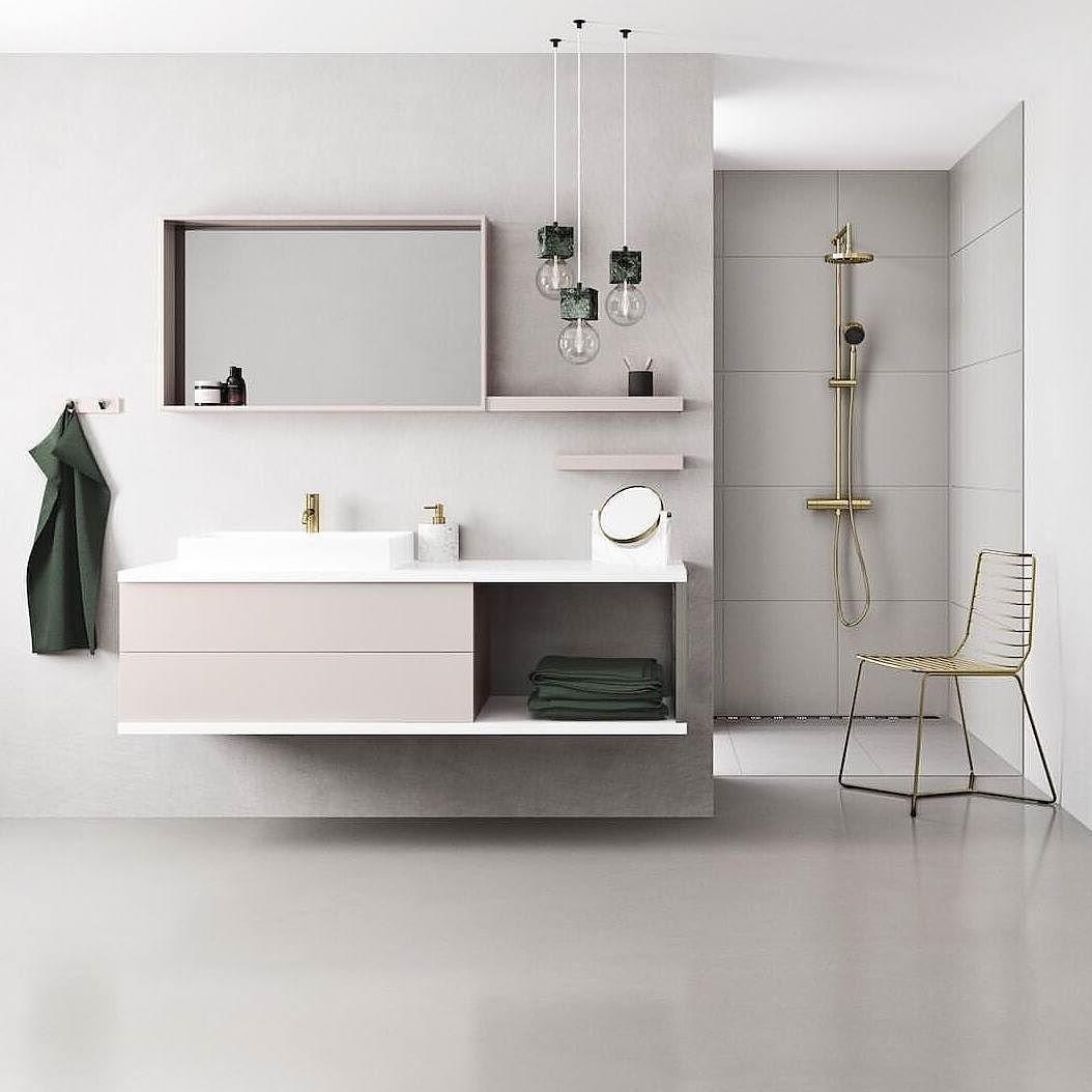 Badezimmer-eitelkeiten mit spiegeln på utkikk etter nytt baderomsmøbel med dansani calidris velger du