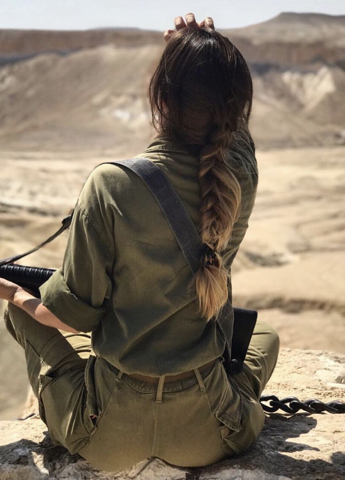 IDF - Israel Defense Forces - Women | Army women, Military