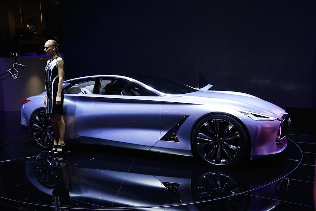 The 11 Coolest Cars From the Paris Motor Show | WIRED