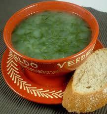 Caldo verde - Sopa típica portuguesa