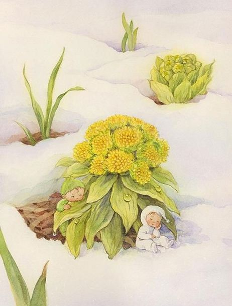 It's Spring Again by Asako Eguchi