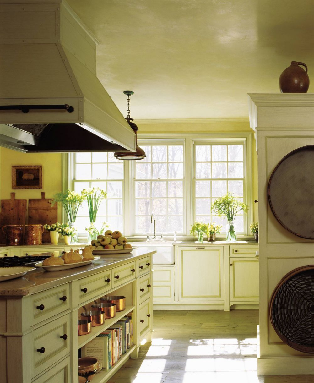 Traditional Kitchen by Sills Huniford Associates and Robert Rich in ...