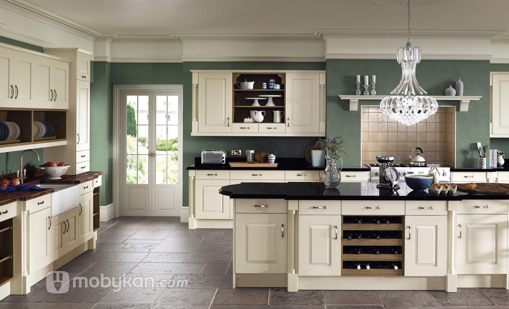 صور مطابخ واشكال مطابخ تتناسب مع كافة الأذواق من اختيار موبيكان Classic Kitchen Design Country Kitchen Designs Classic Kitchens