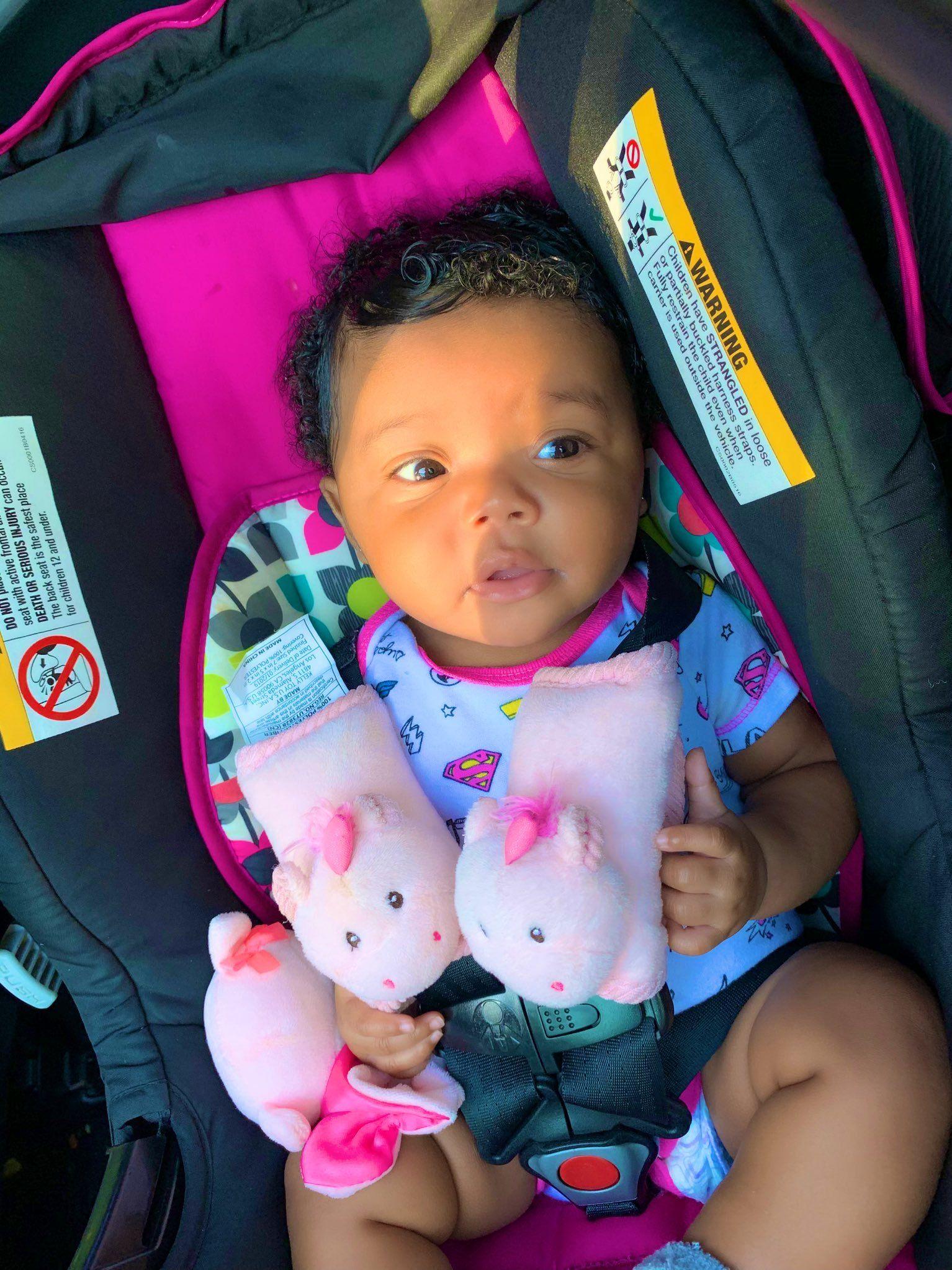 Cheeky On Black Baby Girls Cute Black Babies Cute Baby Videos