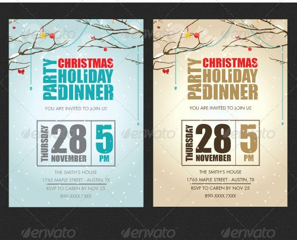 Christmas Party Invitation Wording Samples template christmas - business invitations templates