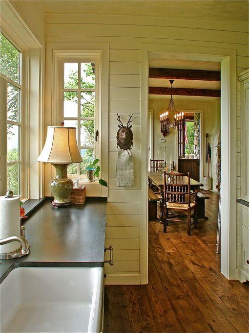 English Cottage Kitchens English Cottage Kitchen Home Maison