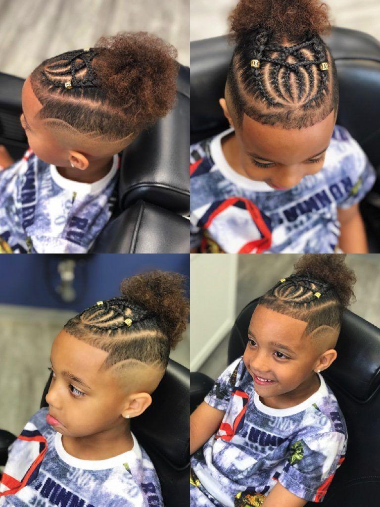 Braids For Kids 15 Amazing Braid Styles For Boys Men S Hairstyles Braids For Boys Boy Hairstyles Hair Styles