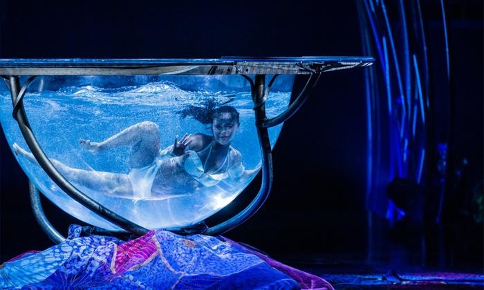 Cirque Du Soleil Presents Amaluna August 1 16 Cirque Du Soleil Cirque Boris Vallejo