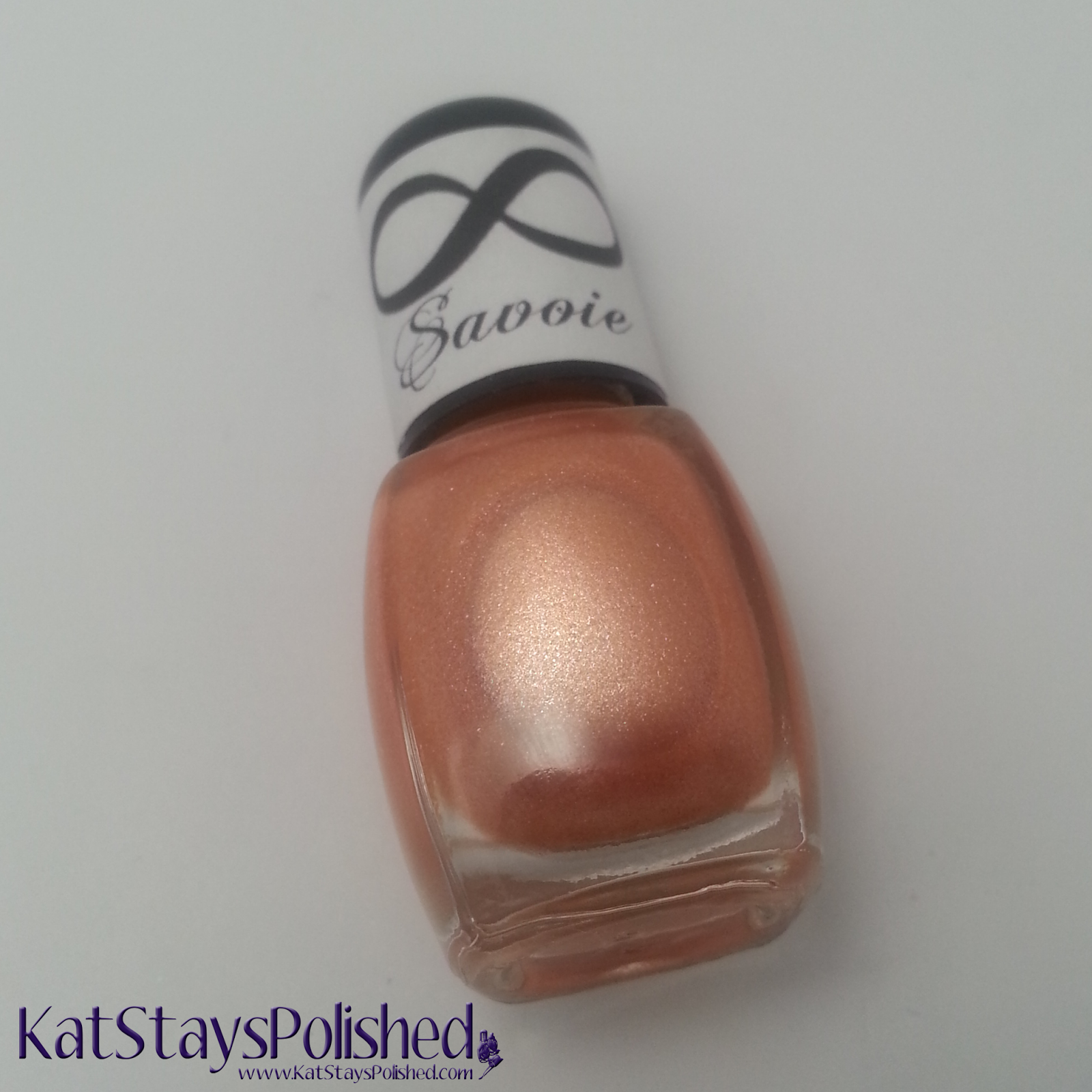 Savoie - Aren't You a Peach | Kat Stays Polished