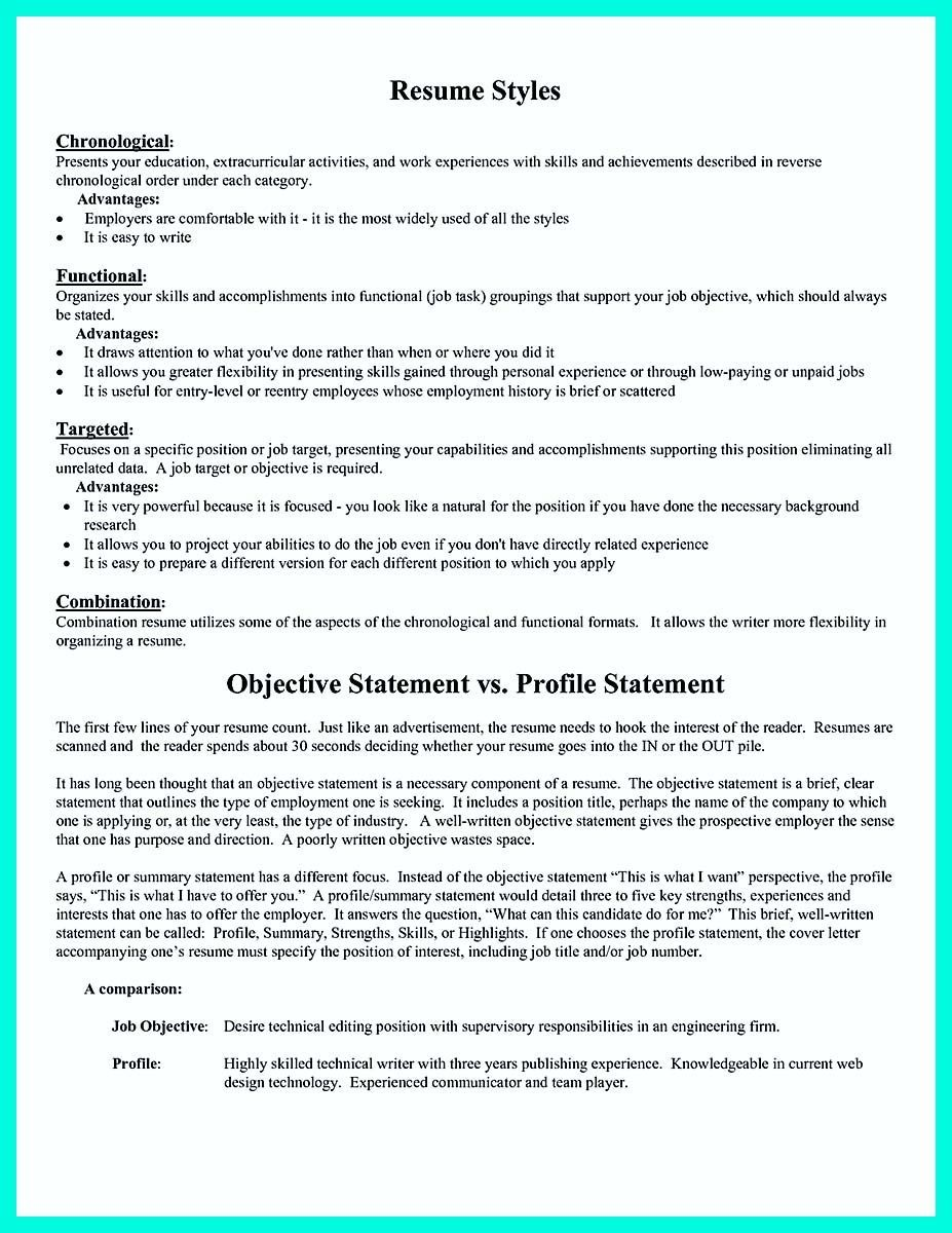 Profile Statement For Resume Httpresumebadak.website20170305Humanresourcesresume .
