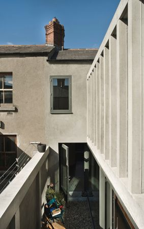 martin street donal colfer architects house extensions