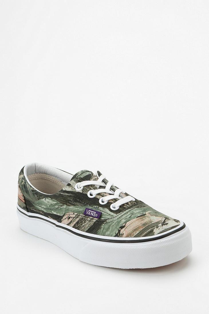 f241bb1f21 Vans X Liberty London Era Mountain Army Print Sneaker  urbanoutfitters