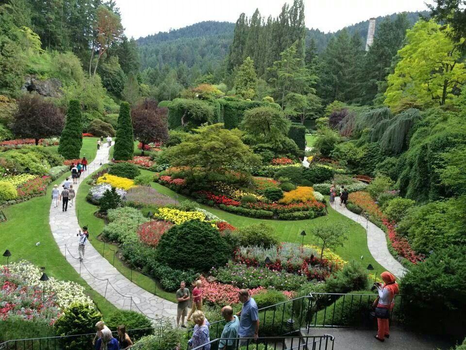 Pin by Misty James on Photography Butchart gardens