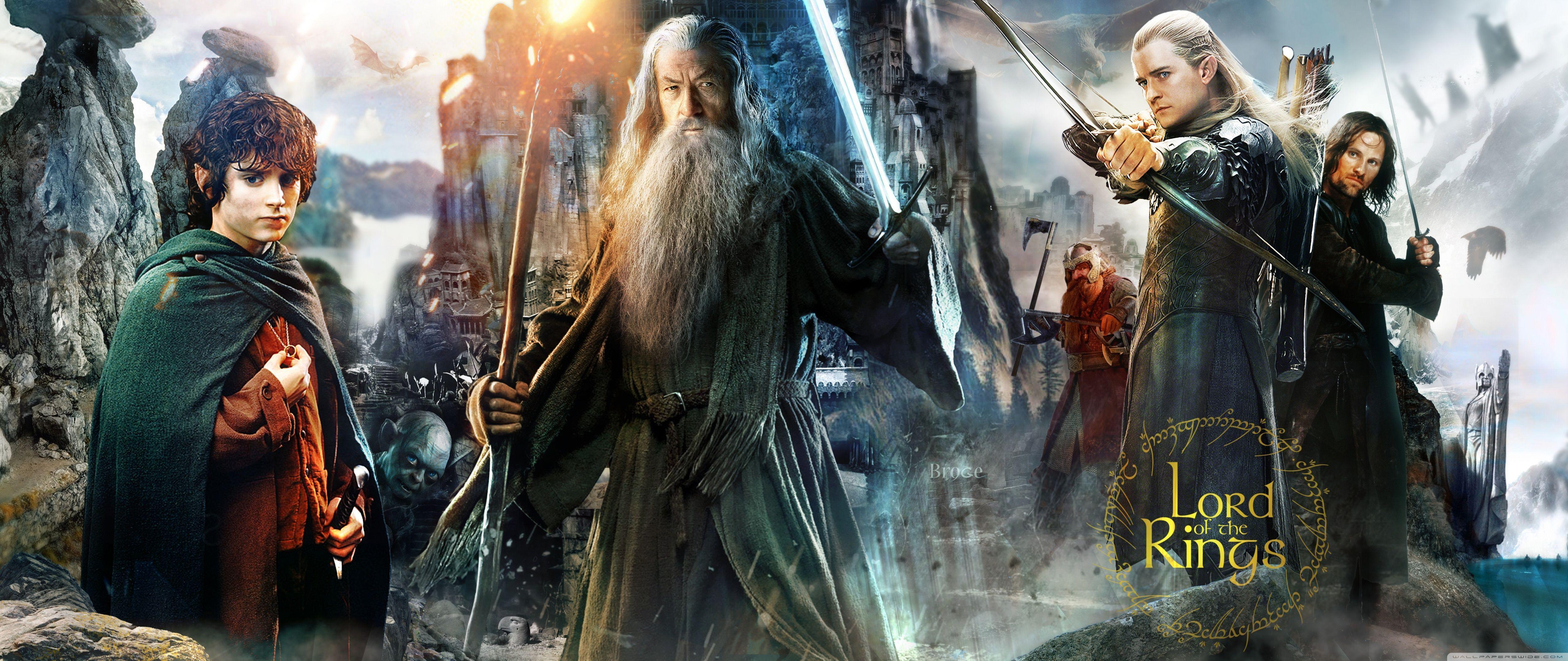 5120x2160 Lord Of The Rings Wallpaper 4k Hd Desktop Wallpaper For 4k Ultra Lord Of The Rings Graphic Wallpaper Aragorn