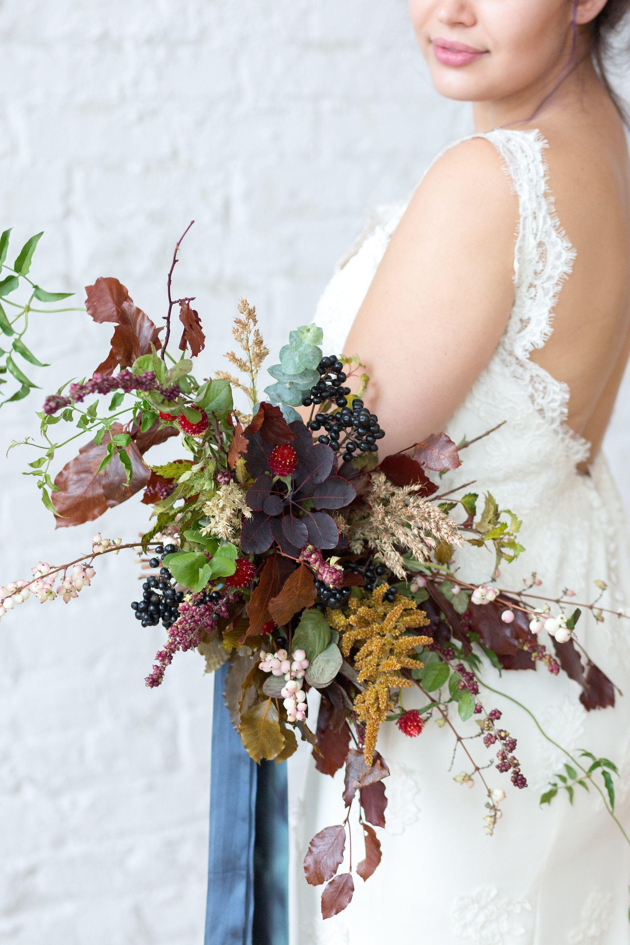 la rue floral, denver colorado wedding florist, dramatic