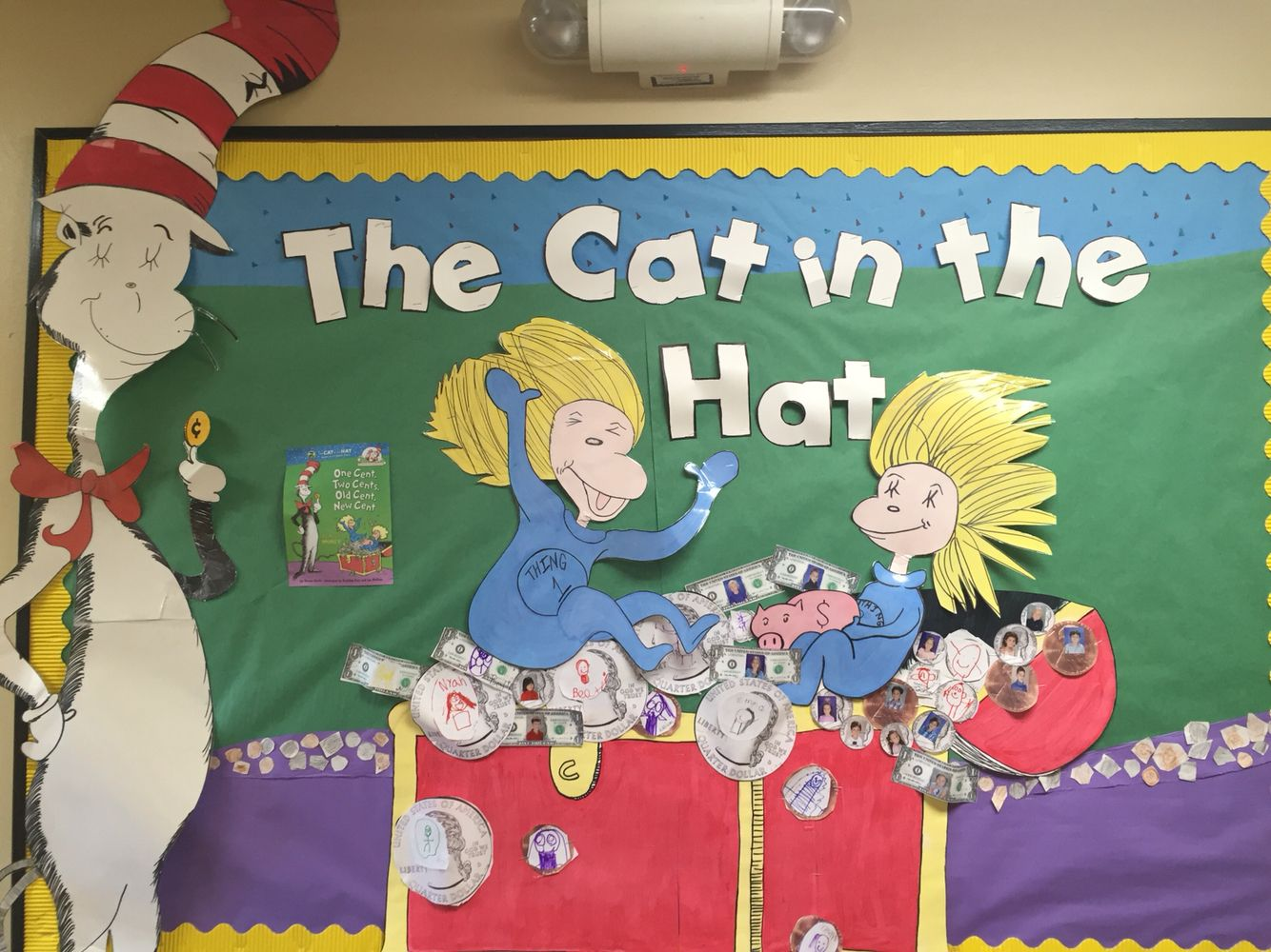 The Cat In The Hat All About Money