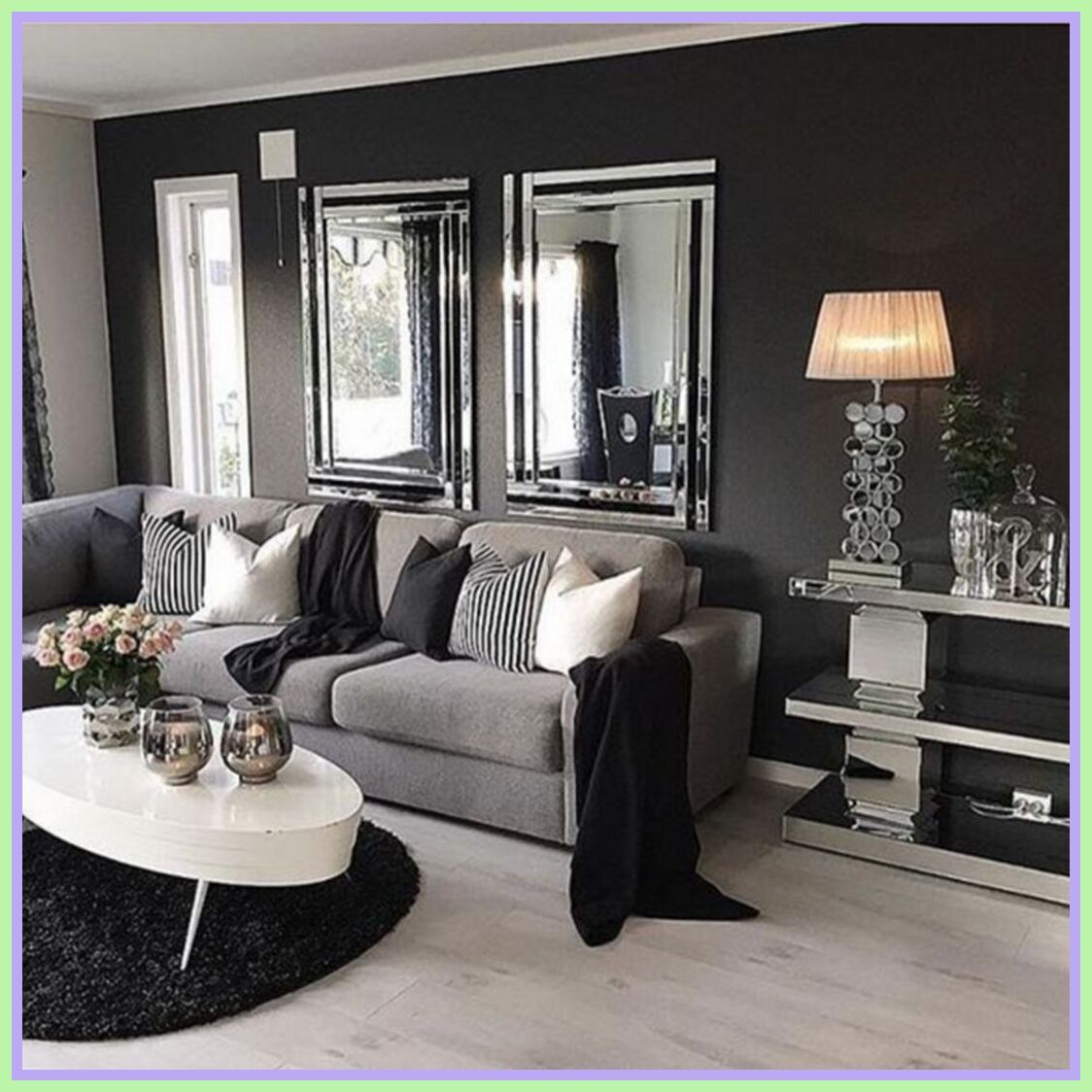 77 Reference Of Living Room Decorating Ideas Grey Sofa In