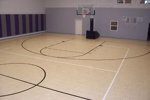 Indoor Basketball Court Great For Basketball Lovers Indoor Basketball Court Basketball Court Basketball Court Backyard