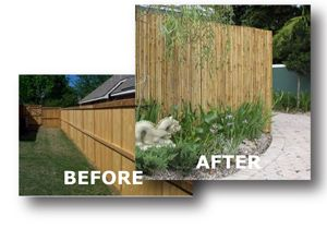 Bamboo Fencing Installation Instructions Sunset Bamboo All