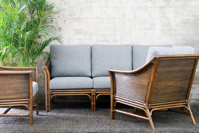Hartford Collection Naturally Cane Rattan And Wicker Furniture