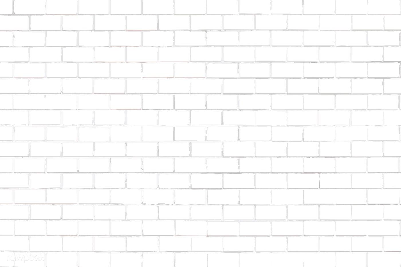Brick Textured Background Vector Free Image By Rawpixel Com Niwat Brick Wall Background Brick Texture Black Brick Wall