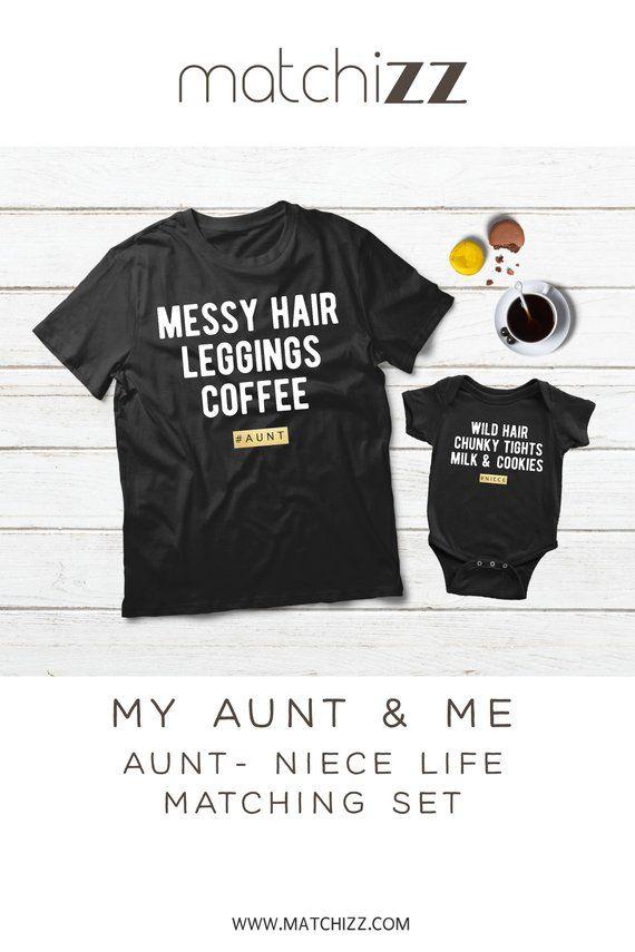 f12b19530c439e Aunt Niece Shirts