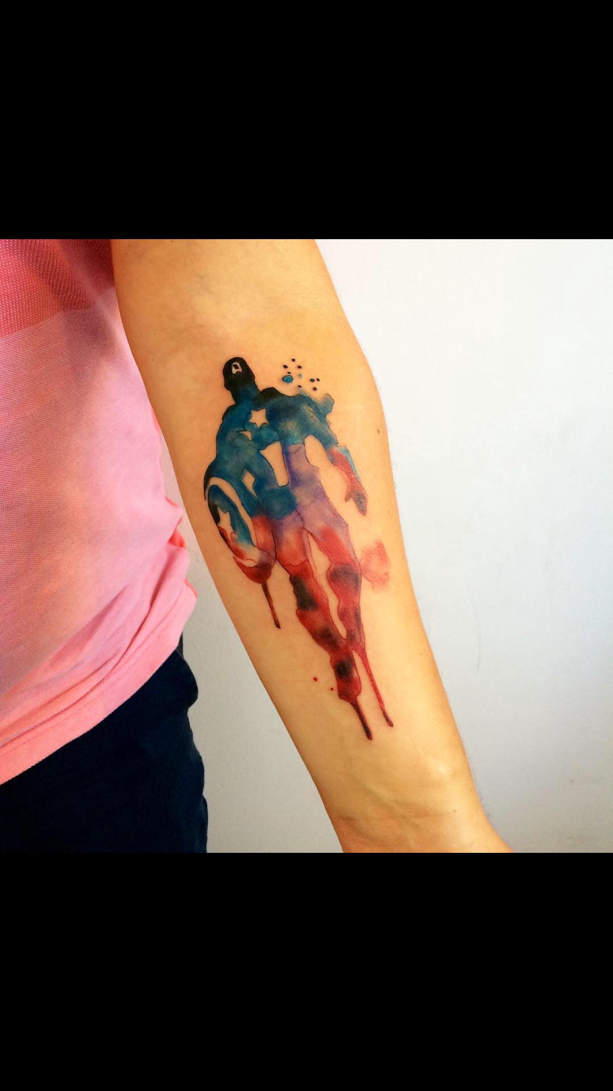 Pin by spike lawson on my hero pinterest tattoo for Three d nipple tattoos