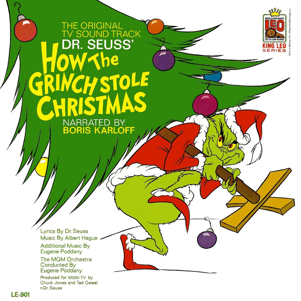 How The Grinch Stole Christmas Grinch stole christmas