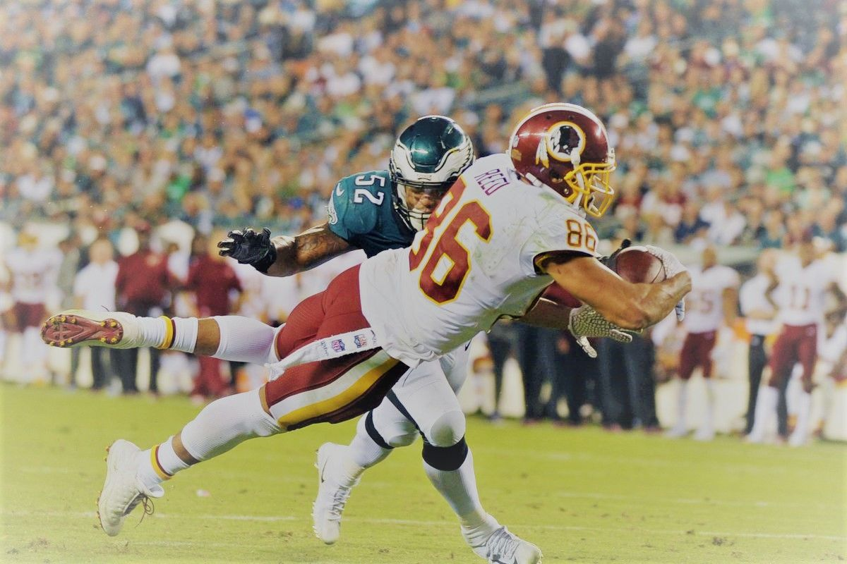 Washington Redskins vs. Philadelphia Eagles Live Streaming