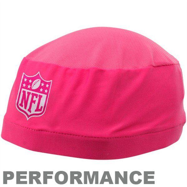 16c68982b NFL Breast Cancer Awareness Performance Skull Cap