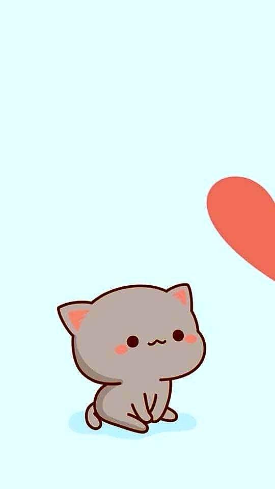 Save Follow Me Nhi Handsome Kartun Boneka Hewan Ilustrasi Karakter