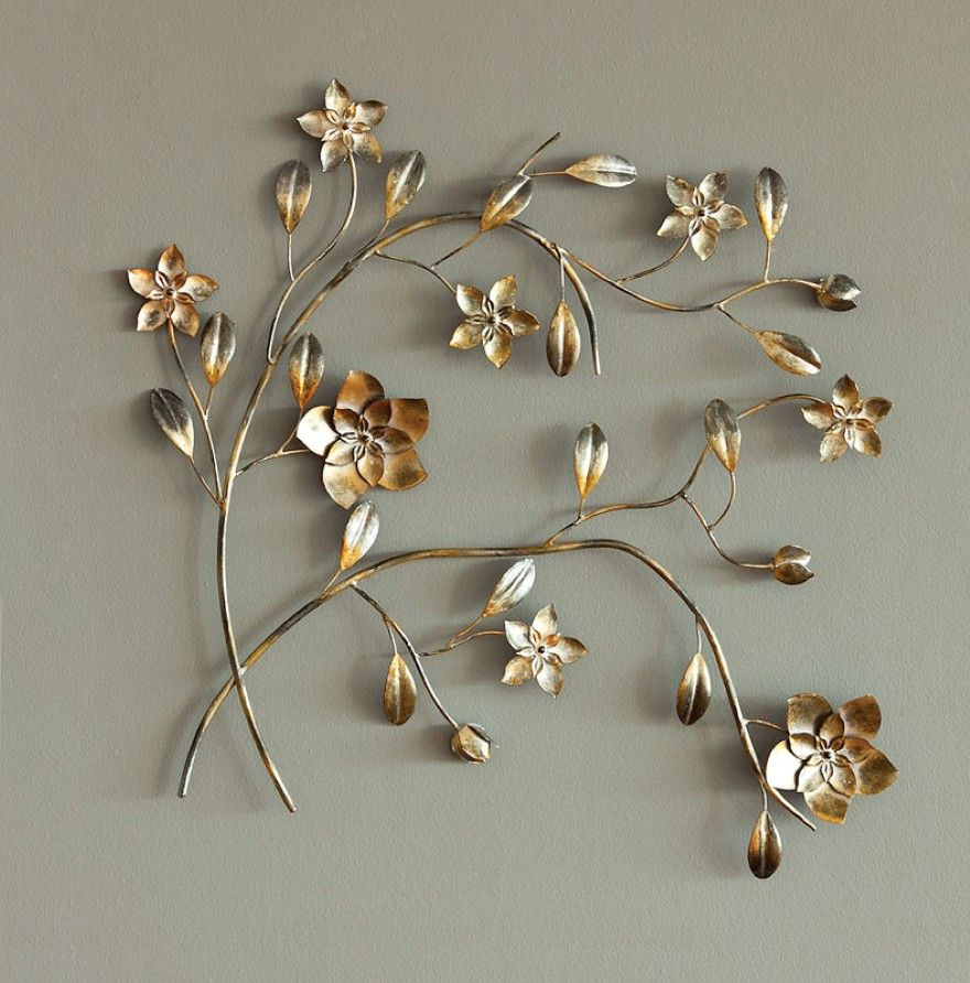 Metal Wall Hangings metal wall art decor | decorating ideas