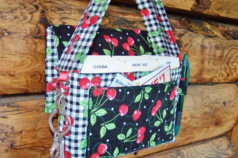 Coupon Organizer Bag