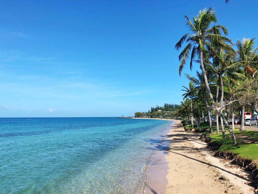 Anse Vata Beach Noumea 2019 All You Need To Know Before