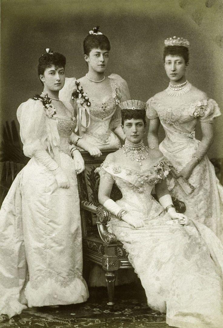 Queen Alexandra Life in photos Princess alexandra of