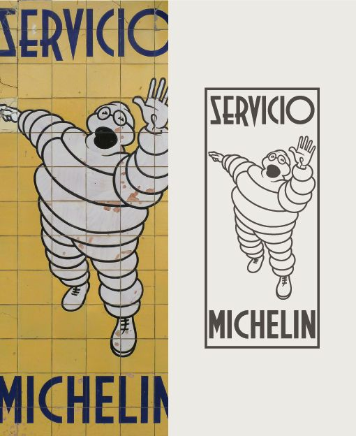 Servicio michelin alcal de los gazules c diz r tulos for Azulejos cadiz