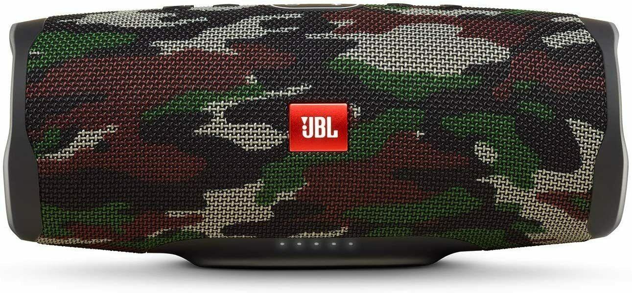 Jbl Charge 4 Portable Waterproof Bluetooth Speaker Urban Camouflage In 2020 Waterproof Bluetooth Speaker Waterproof Bluetooth Bluetooth