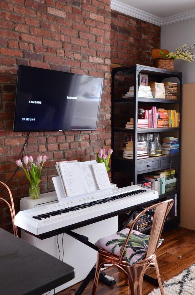 Video House Tour A Super Small Nolita Apartment Therapy