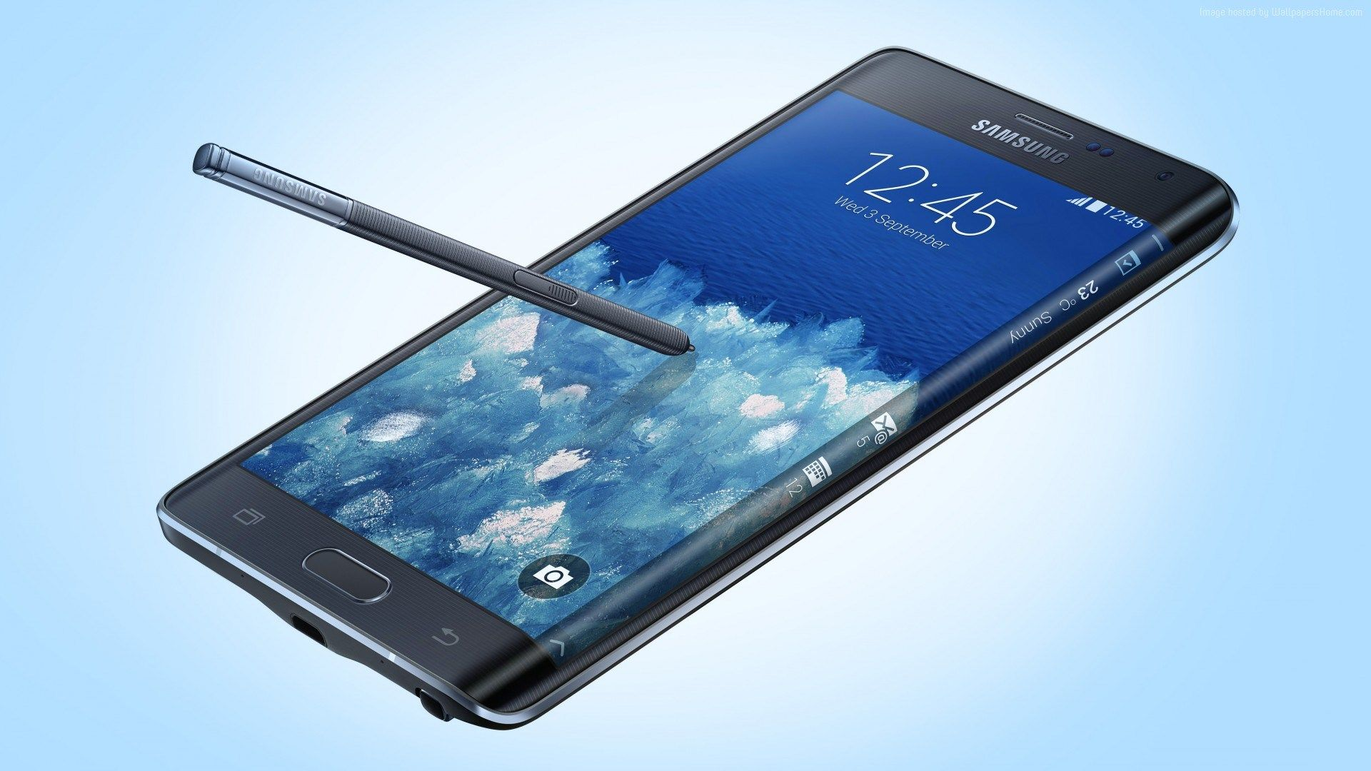 Samsung Galaxy Note Edge Wallpaper Hi Tech