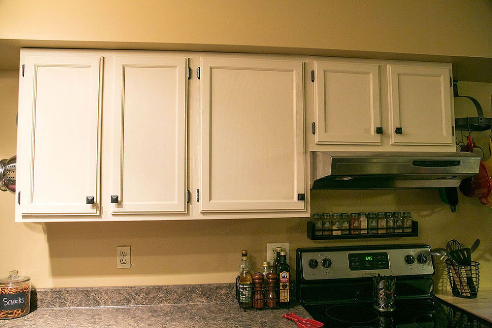 Hideous Kitchen Becomes Beautiful and Bright