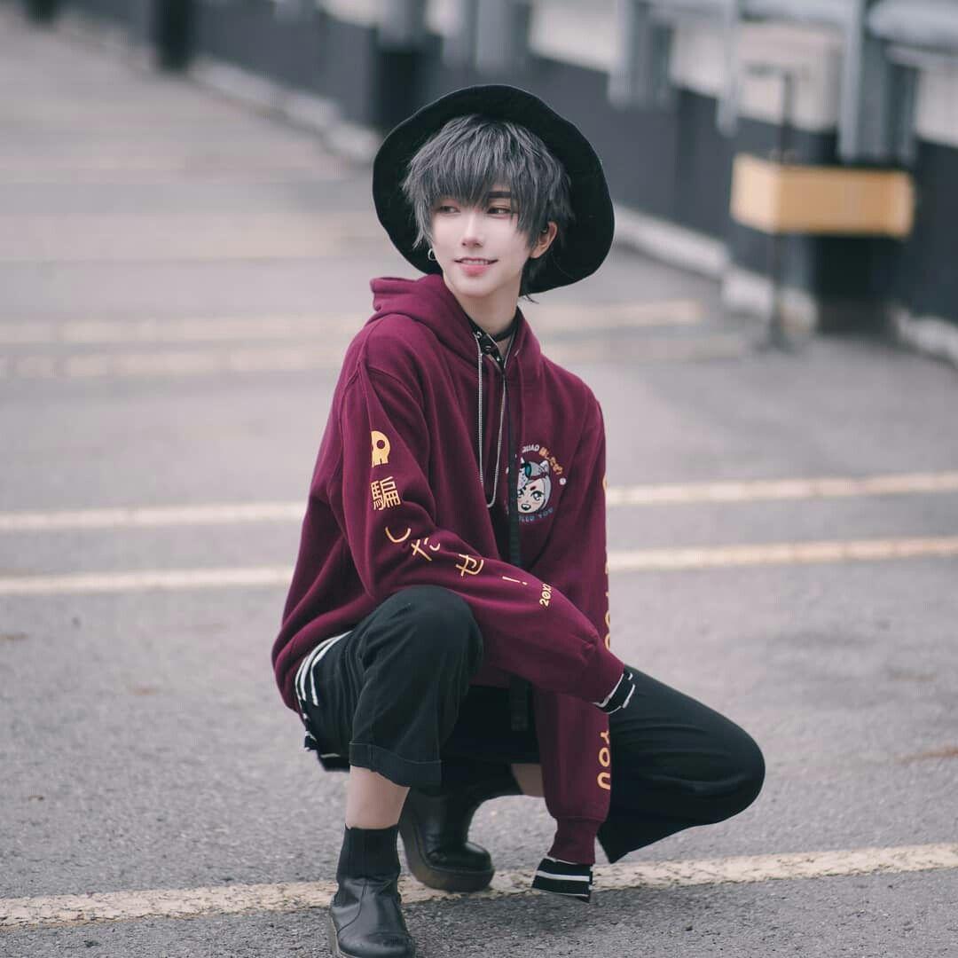 Guy image by Euni | Cute japanese boys, Japanese street ...