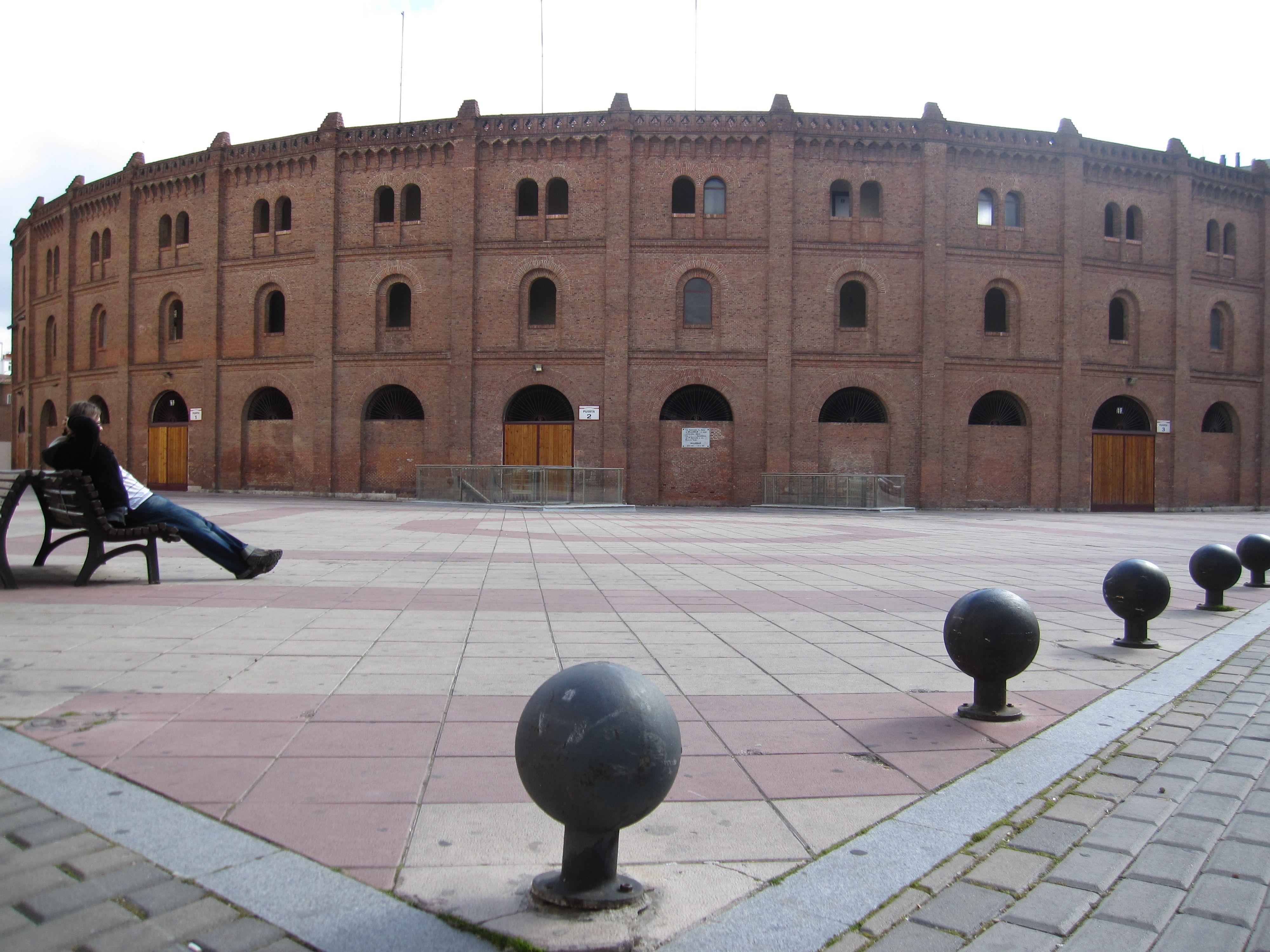 Valladolid, 'Plaza de Toros'