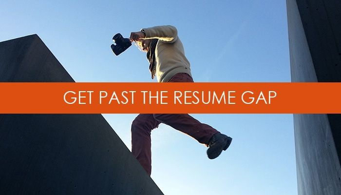addressing maternity leave and other time gaps in a resume
