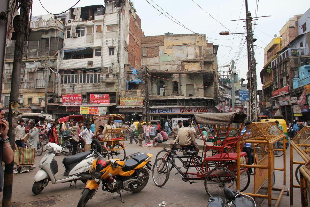 Delhi Streets Google Search