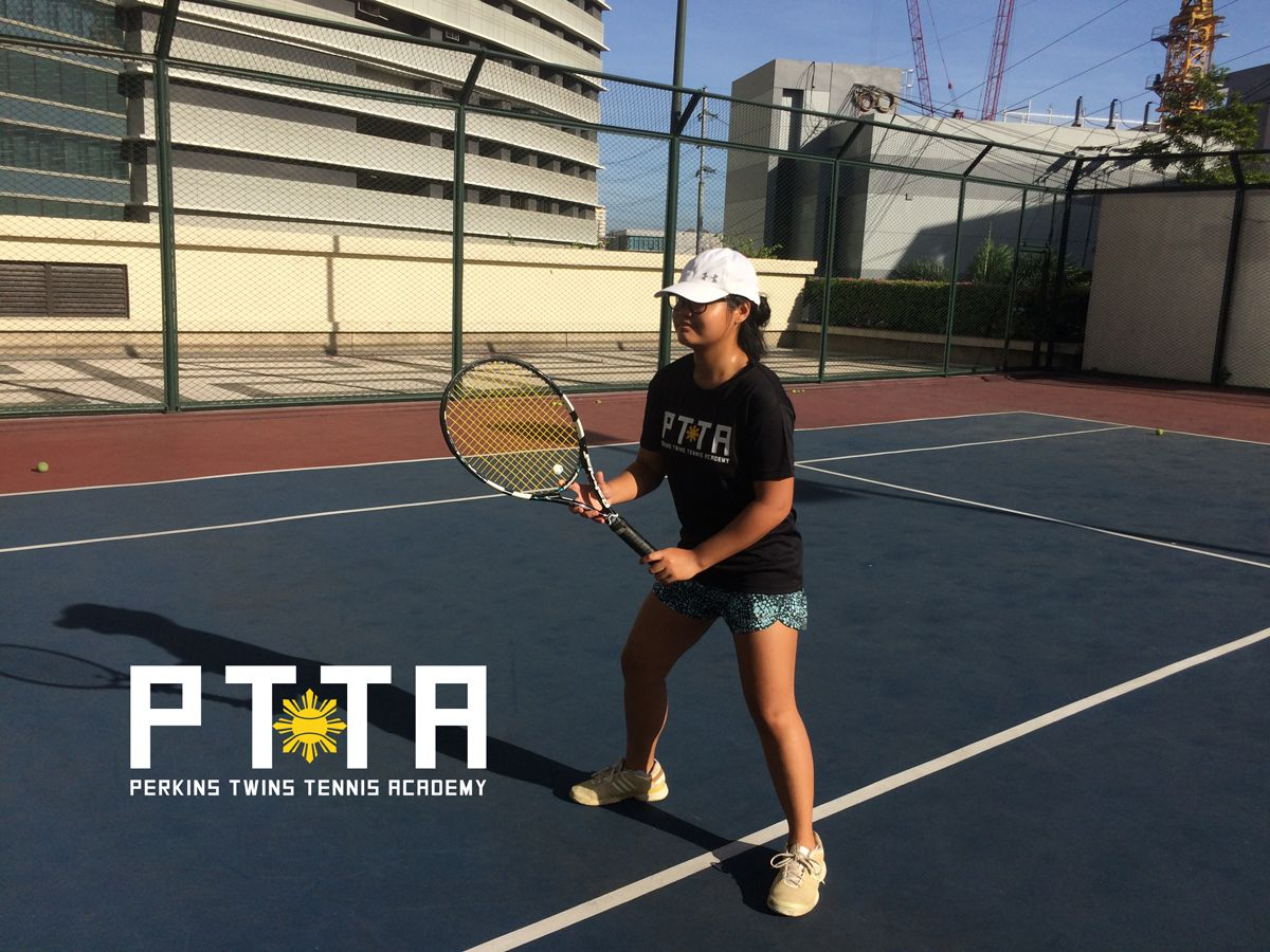 Philippine Junior Tennis Player ThePTTA