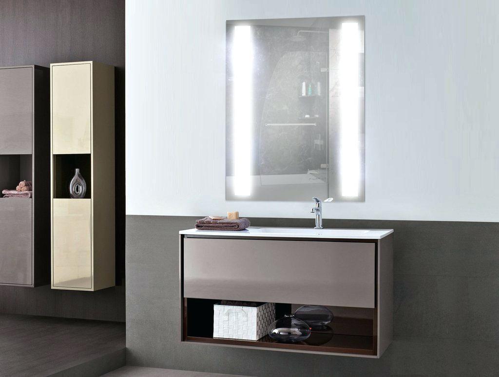 Make Up Spiegel : Top brillante beleuchtete make up spiegel wand montiert