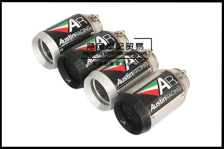 R1 ZX-10R AR austin racing 1000RR SC project akrapovic muffler