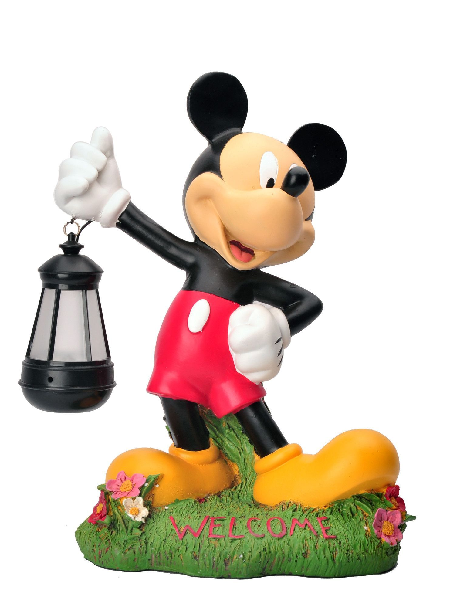 Disney Garden Led Mickey Mouse Statue Products
