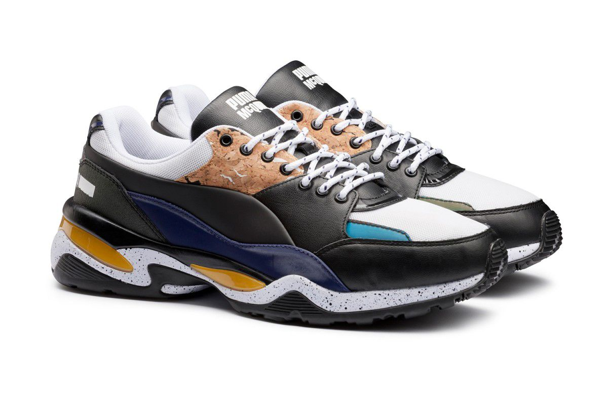 be4b9da20bb McQ by Alexander McQueen x PUMA 2016 Spring Summer Collection ...